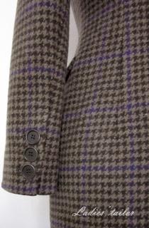 Обработка бокового кармана в шве и прорезного кармана с листочкой.