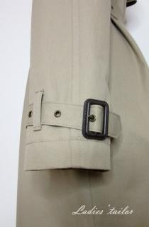Обработка гульфика. Обработка заднего кармана.